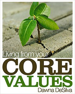 Living From Your Core Values