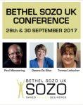 Sozo UK Conference