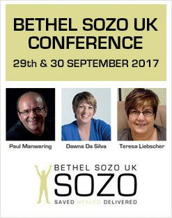 Sozo UK Conference