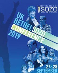 Sozo UK Conference 2019