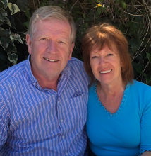 Mervyn & Clare Suffield